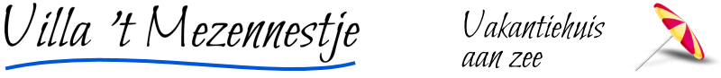 Villa 't Mezennestje Mobile Retina Logo